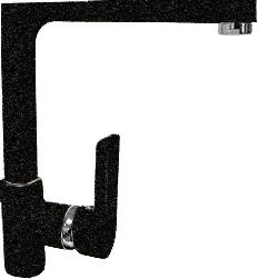 Смеситель Gran-Stone GS 4072 (Black) - общий вид