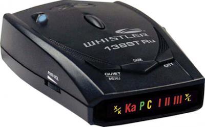 Радар-детектор Whistler WH-138ST RU - общий вид