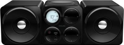 Микросистема Philips MCD1065/51 - общий вид