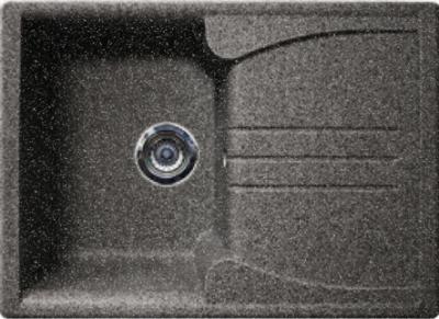 Мойка кухонная Gran-Stone GS-40S (антрацит) - цвет на фото может несколько отличаться от оригинала