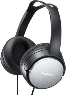Наушники Sony MDR-XD150B (черный) - общий вид