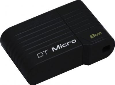 Usb flash накопитель Kingston DataTraveler Micro 8 Gb (DTMCK/8GB) - общий вид