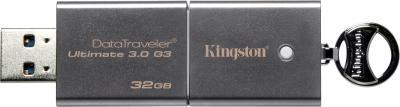 Usb flash накопитель Kingston DataTraveler Ultimate 3.0 G3 32Gb (DTU30G3/32GB) - общий вид