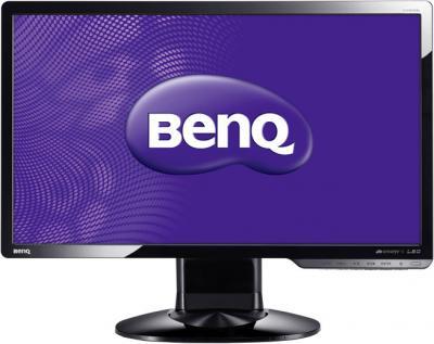 Монитор BenQ G2320HDBL (Black) - фронтальный вид