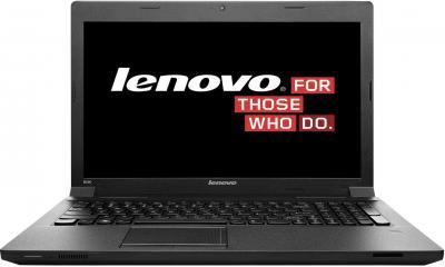 Ноутбук Lenovo B590 (59366085) - фронтальный вид
