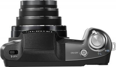 Компактный фотоаппарат Olympus SZ-16 (Black) - вид сверху