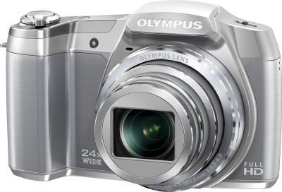 Компактный фотоаппарат Olympus SZ-16 (Silver) - общий вид