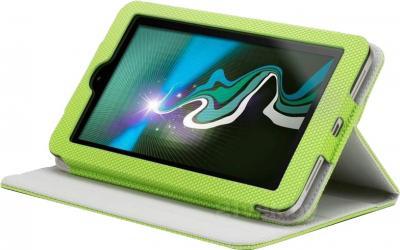 Чехол для планшета HP Slate Folio E3F47AA (зеленый) - в форме подставки