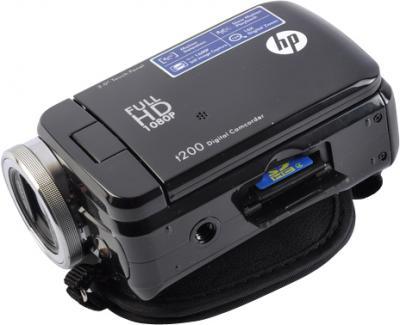 Видеокамера HP t200 Digital Camcorder - общий вид