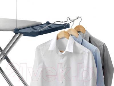 Гладильная доска Philips GC260/05 - рубашки в комплектацию не входят, цвет чехла доски на фото отличается (цвет чехла доски в продаже: разноцветный /  рисунок весенние птицы)