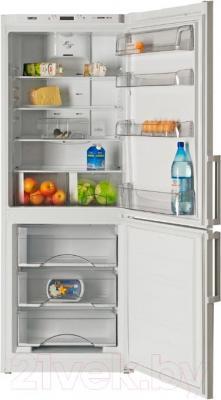 Холодильник с морозильником ATLANT ХМ 4521-100-N - камеры хранения