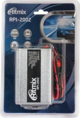 Автомобильный инвертор Ritmix RPI-2002 - общий вид