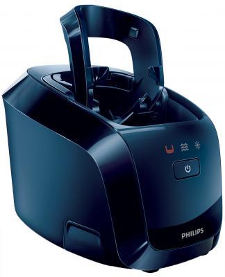 Электробритва Philips RQ1185/21 - Система Jet Clean очищает, смазывает и заряжает бритву