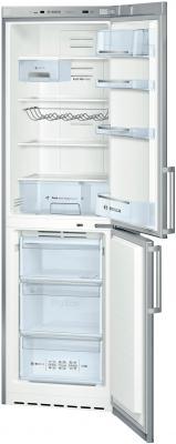 Холодильник с морозильником Bosch KGN39XL20R - вид с открытой дверью