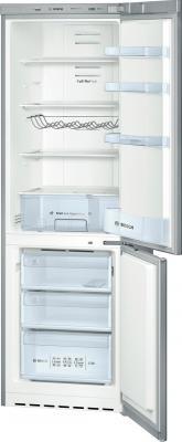 Холодильник с морозильником Bosch KGN36VL10R - общий вид