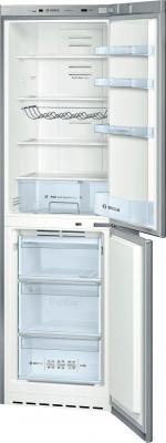 Холодильник с морозильником Bosch KGN39VP10R - вид с открытой дверью