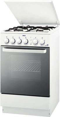 Кухонная плита Zanussi ZCG565GW - общий вид
