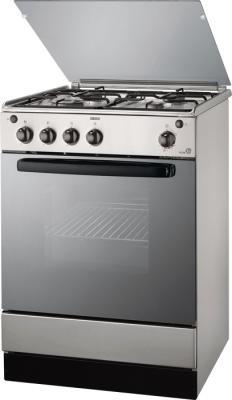 Кухонная плита Zanussi ZCG663GX - общий вид
