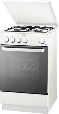 Кухонная плита Zanussi ZCG55EGW - общий вид