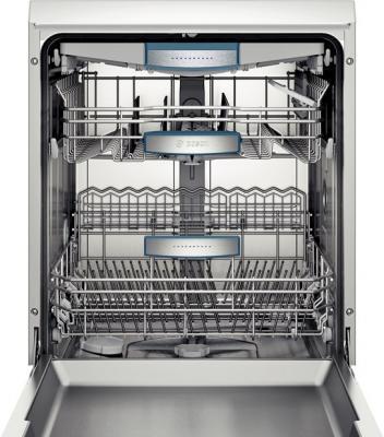 Посудомоечная машина Bosch SMS69M78RU - вид изнутри