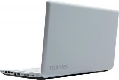 Ноутбук Toshiba Satellite C50-A-L2W - вид сзади