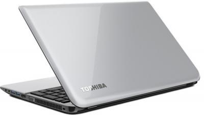 Ноутбук Toshiba Satellite L50-A-K1S - вид сзади