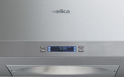Вытяжка Т-образная Elica Tender EDS IX/A/70 - дисплей
