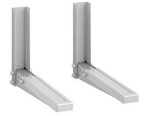 Кронштейн для СВЧ Electric Light КБ-01-10 (белый) - общий вид