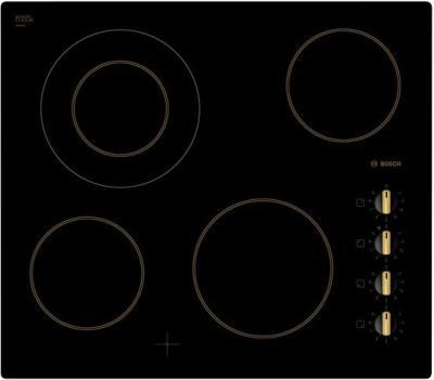 Электрическая варочная панель Bosch PKF619C17E - общий вид