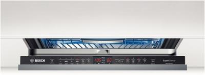 Посудомоечная машина Bosch SMV69T70RU - панель управления