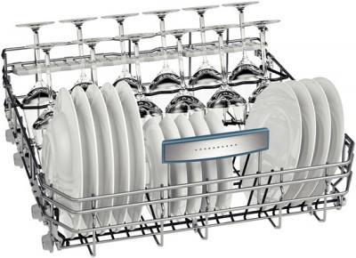 Посудомоечная машина Bosch SMV69T70RU - корзина для посуды