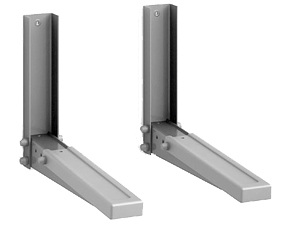 Кронштейн для СВЧ Electric Light КБ-01-10 (металл) - общий вид