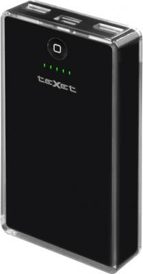 Портативный аккумулятор TeXet PowerPack TPB-2110 (Black) - общий вид