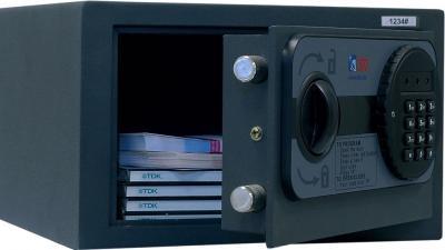 Мебельный сейф BTV New-17 - общий вид