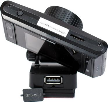 Автомобильный видеорегистратор КАРКАМ QL3 Mini - вид снизу