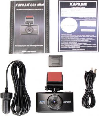 Автомобильный видеорегистратор КАРКАМ QL3 Mini - комплектация