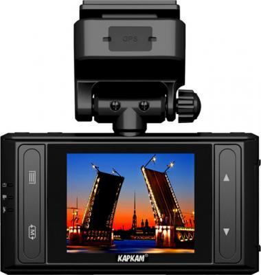 Автомобильный видеорегистратор КАРКАМ QL3 Mini - дисплей