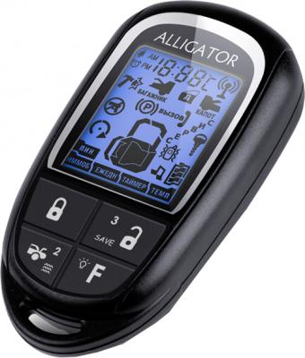 Автосигнализация Alligator C200 - диалоговый пульт