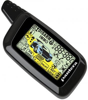 Автосигнализация Pantera SLK-468 - пульт с двусторонней связью