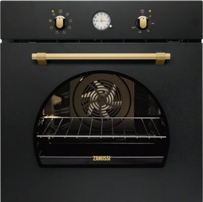 Электрический духовой шкаф Zanussi ZOB33701CR - общий вид