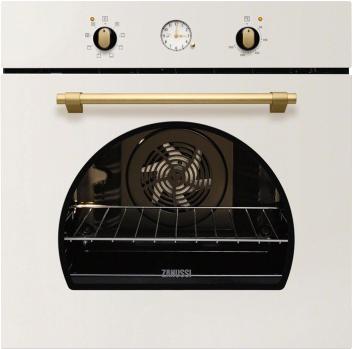 Электрический духовой шкаф Zanussi ZOB33701MR - общий вид