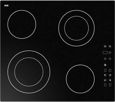 Электрическая варочная панель Arda CLEA642-0/0 - общий вид