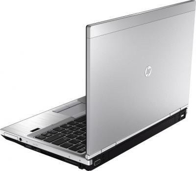 Ноутбук HP EliteBook 2570p (H5E02EA) - вид сзади