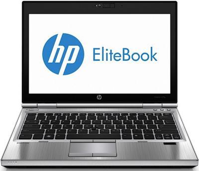 Ноутбук HP EliteBook 2570p (H5E02EA) - фронтальный вид