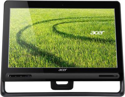 Моноблок Acer Aspire ZC-605 (DQ.SQMME.001) - фронтальный вид