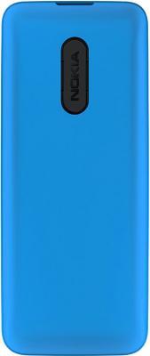 Мобильный телефон Nokia 105 (голубой) - задняя панель