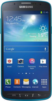 Смартфон Samsung I9295 Galaxy S4 Active (Blue) - общий вид