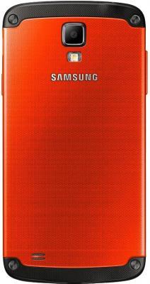 Смартфон Samsung I9295 Galaxy S4 Active (Orange) - задняя панель