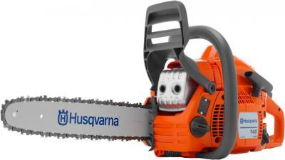 Бензопила цепная Husqvarna 140 (966 77 64-04) - общий вид