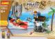 Сборная игрушка, конструктор Jumei Пираты N-394 -